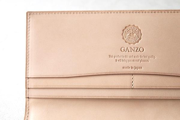 competitive price c5fff 25370 GANZO(ガンゾ)】コードバン通しマチ長財布を徹底レビューする ...